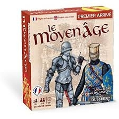 Battle game about the Middle Ages