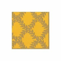 Napkins lunch yellow acanth