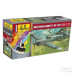 Starter Kit Messerschmitt Bf109