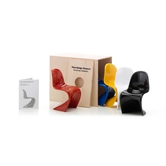 Panton Chairs (Set of 5) Verner Panton, 1959