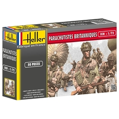British paratroopers model