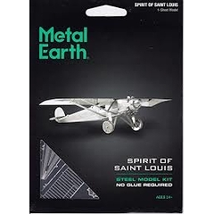 Metal Kit 3D Spirit Of Saint Louis