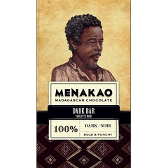 Black Chocolate Menakao 100%