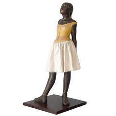 Little Dancer of Fourteen Years Degas