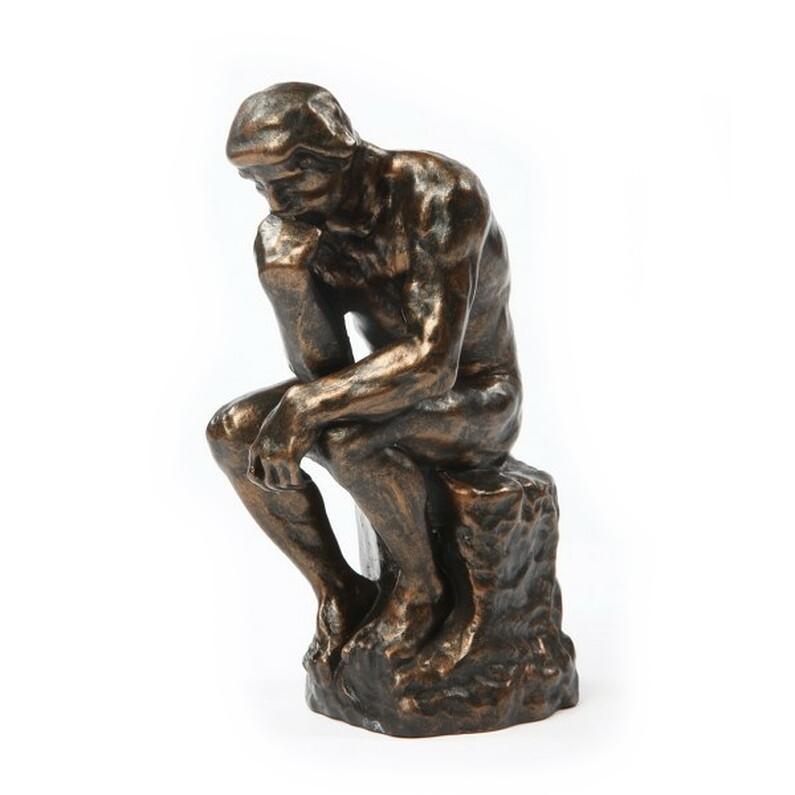 Le Penseur De Rodin Grand Modele Arteum