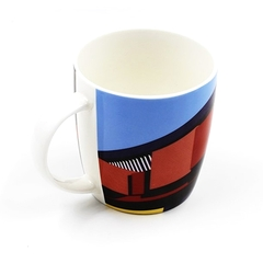 "Mug ""Architecture"" collection"