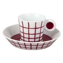 Cartago 2 cups and saucer box