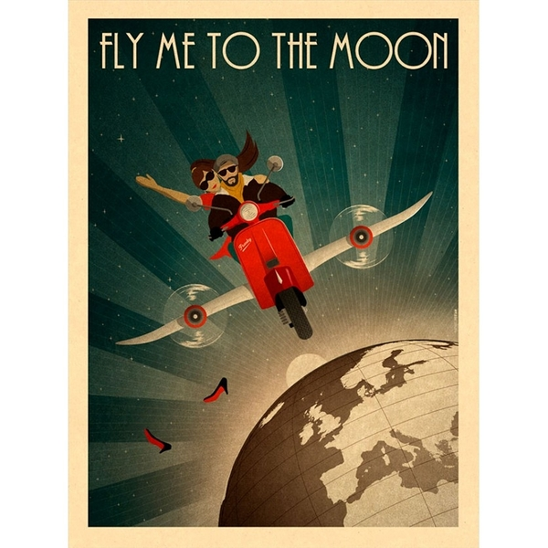 Mathieu Persan Fly Me To The Moon