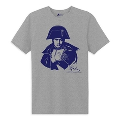 T-shirt Napoleon gray