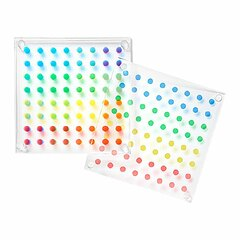 Coasters Color Dot